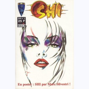 SHI : n° 2, The way of the warrior 1, 2