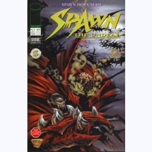 Spawn (HS) : n° 11, Spawn the undead tome 1
