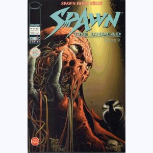 Spawn (HS) : n° 12, Spawn the undead tome 2