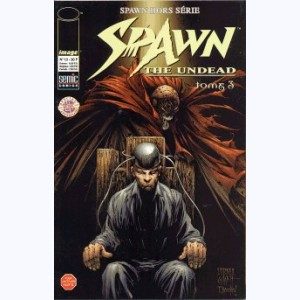 Spawn (HS) : n° 13, Spawn the undead tome 3