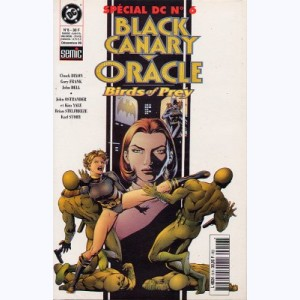 Spécial DC : n° 6, Birds of prey (Black Canary / Oracle)
