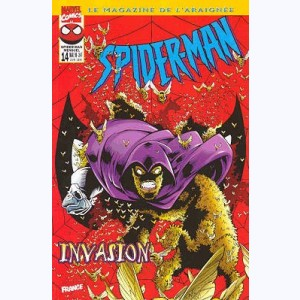 Spider-Man (Magazine 2) : n° 14, Invasion