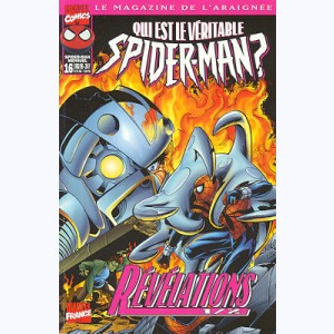 Spider-Man (Magazine 2) : n° 16, Révélations 1/2