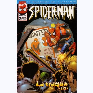 Spider-Man (Magazine 2) : n° 29, La traque 1/2