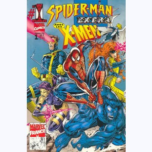 Spider-Man (Extra) : n° 1, Spider-Man avec les X-Men