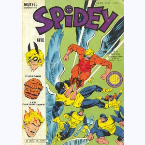 Spidey : n° 35, Les Mutants X-Men : Voici venir le Mime