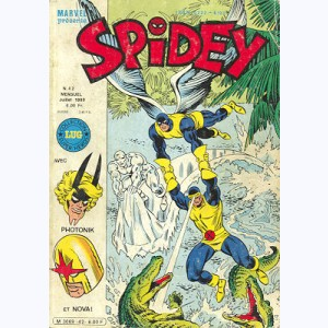 Spidey : n° 42, Les Mutants X-Men : Holocauste