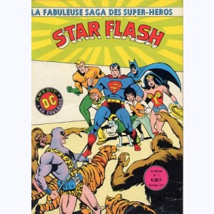 Star Flash : n° 1, Super-Amis : Zoo man