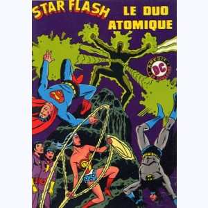 Star Flash : n° 3, Le duo atomique
