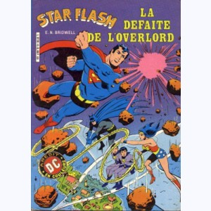 Star Flash : n° 4, La défaite de l'Overlord