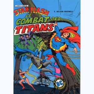 Star Flash : n° 5, Le combat des Titans