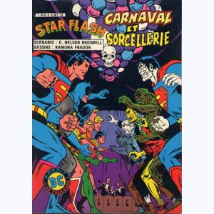 Star Flash : n° 8, Carnaval et sorcellerie