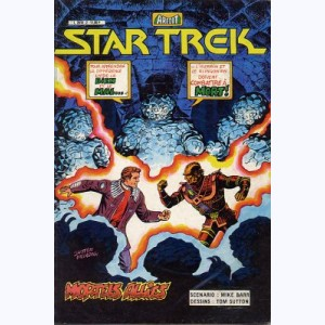 Star Trek : n° 2, Mortels alliés