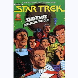 Star Trek : n° 5, Suspense intergalactique