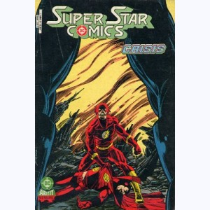 Super Star Comics : n° 8, Crisis Zone de guerre