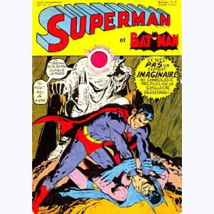 Superman (3ème Série) : n° 47, BatMan et Superman : La vengeance du tombeau !
