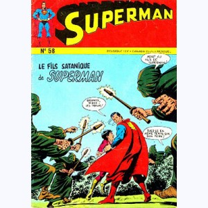 Superman (3ème Série) : n° 58, Le fils satanique de Superman