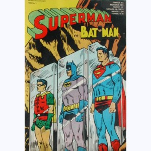 Superman et Bat-Man : n° 7, Louise Lane : On demande un correspondant !