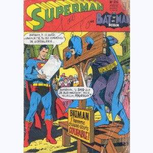Superman et Bat-Man et Robin : n° 20, SP : Superman ou ... superdémon ?