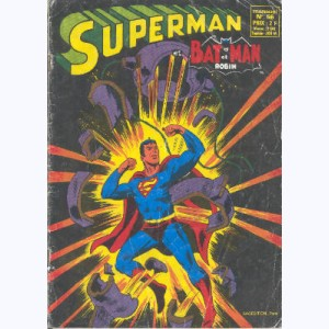 Superman et Bat-Man et Robin : n° 56, Batman : L'assaut