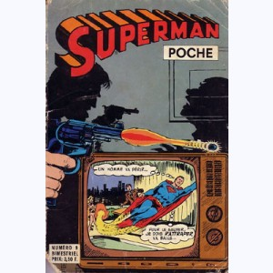 Superman (Poche) : n° 9, Course folle