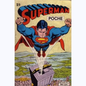 Superman (Poche) : n° 19, Les spectres de Superman !