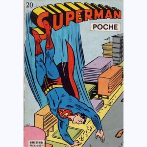 Superman (Poche) : n° 20, Le monde ne dort plus !