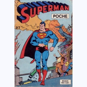 Superman (Poche) : n° 27, Le quitte ou double de Superman