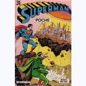 Superman (Poche) : n° 31, Superman contre Mr Miracle