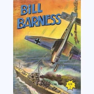 Bill Barness : n° 12, Jeff CURTISS - Condamné à mort !