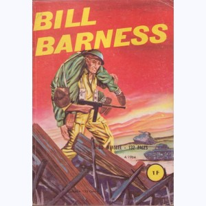 Bill Barness : n° 20, Comme un soldat