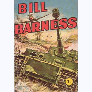 Bill Barness : n° 23, Le fusil de Lewis Burns