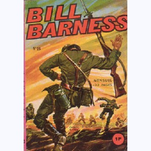 Bill Barness : n° 25, Sables de sang