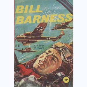 Bill Barness : n° 31, La bombe volante