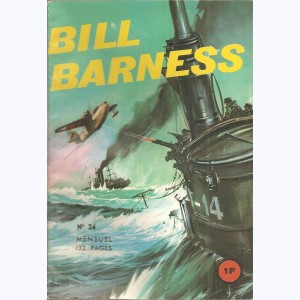 Bill Barness : n° 34, En vôtre âme et conscience ! Betty