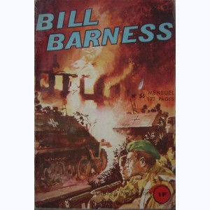 Bill Barness : n° 35, L'indompté