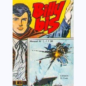 Billy Bis : n° 1, Billy bis
