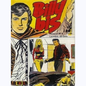 Billy Bis : n° 4, Vacances romaines