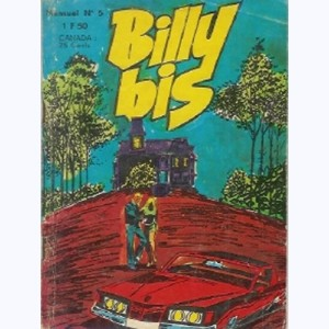 Billy Bis : n° 5, Miss Baiser