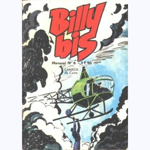 Billy Bis : n° 6, Pilote de course