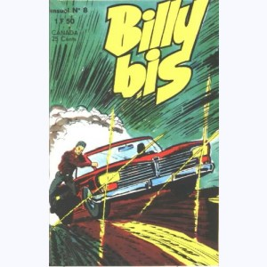 Billy Bis : n° 8, La caméra invisible
