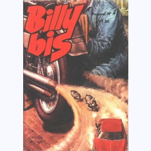 Billy Bis : n° 9, Les walkyries de la vengeance