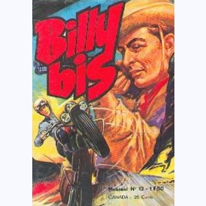 Billy Bis : n° 12, sans titre