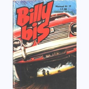 Billy Bis : n° 17, Miss Galaxie