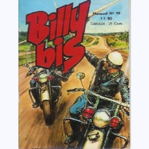 Billy Bis : n° 19, Le rodéo de Wilminton