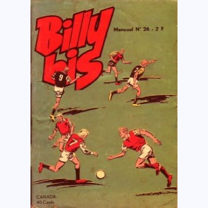 Billy Bis : n° 26, L'agence Cupidon