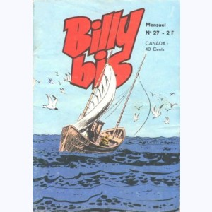 Billy Bis : n° 27, Une médaille d'or