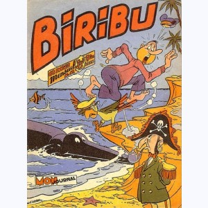 Biribu : n° 13, Bill et Boss - La maison du Diable