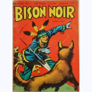 Bison Noir : n° 3, La mine de Farmington
