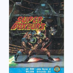 Top BD : n° 7, Super boxeurs